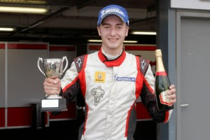 Middlehurst Has Podium Experience In The Series