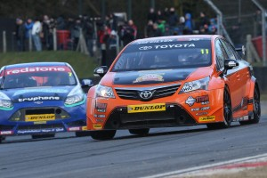 Wrathall was rapid but ragged at Brands