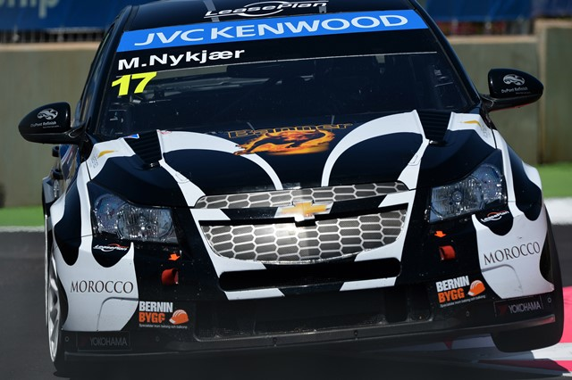 Michel Nykjaer - Photo Credit: FIA WTCC