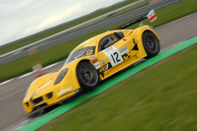 Chevron's range of modern GT cars will feature at the event (Credit: Chris Gurton Photography)