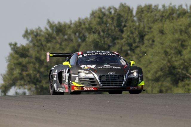 #12 WRT Audi - Photo Credit: V-IMAGES.com/Fabre