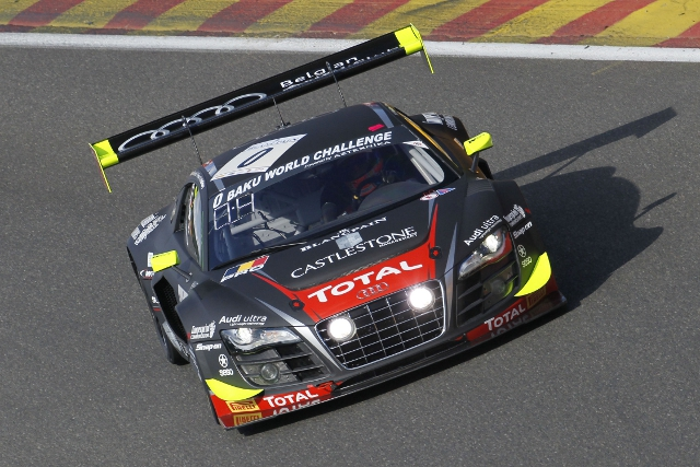 WRT rbought four cars to last weekend's Total 24 Hours of Spa (Credit: V-IMAGES.com/Fabre)