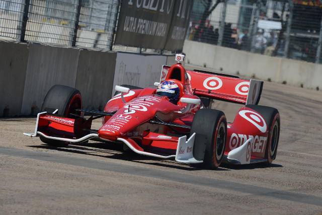 Both Indycar's current engine suppliers will make their own designs (Credit: Chris Owens)