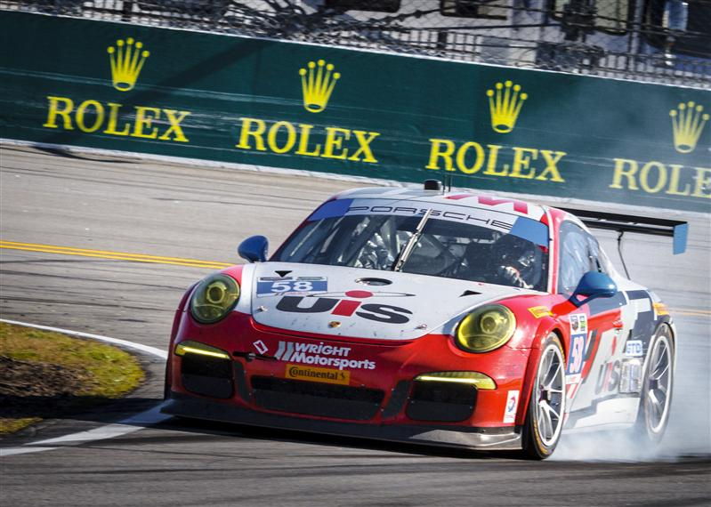 2013 Rolex 24 at Daytona (Credit: Rolex/Stephen Cooper)