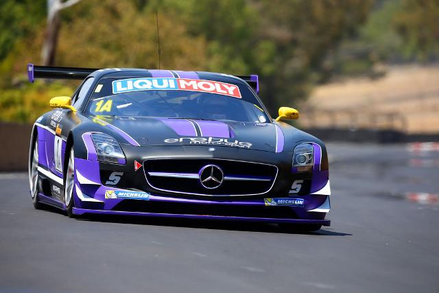 Both Erebus entries were under the practice lap record (Credit: Race Torque Media)