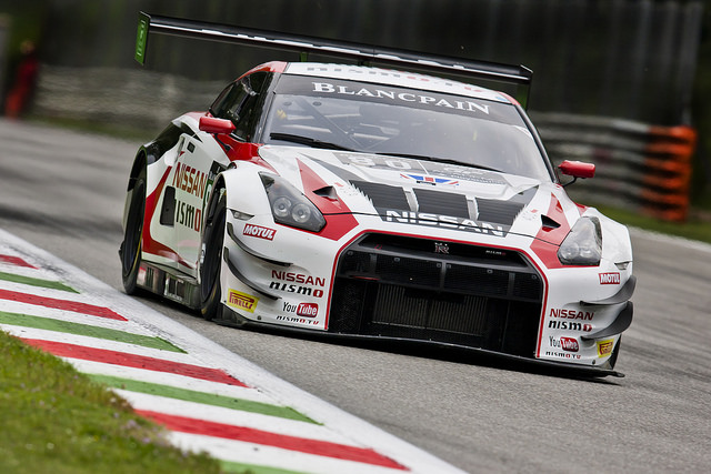 Nissan GT Academy Team RJN will have a pair at the Nurburgring (Credit: Drew Gibson/NISMO Global)