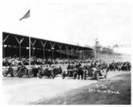 1911 Indy 500 (Credit: IndyCar Media)