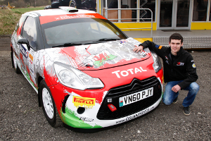 Pryce Is Targeting The BRC Title - Credit: Jakob Ebrey Photography