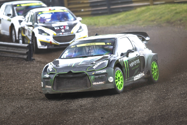 Liam Doran - Monster Energy Motorsports - Citroen