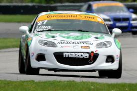 Freedom Autosport, Lime Rock, (Courtesy of IMSA)