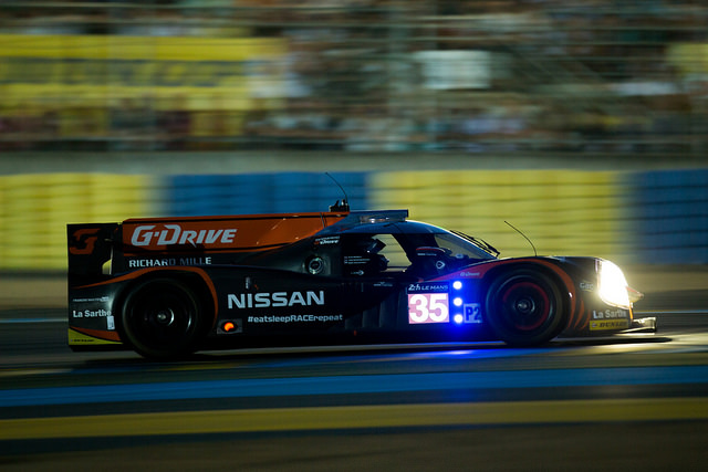 2014 24 Hours of Le Mans (Credit: NISMO Global)