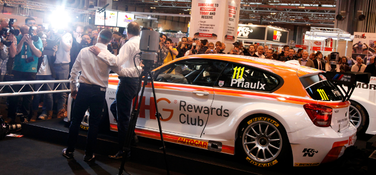 Andy Priaulx's BTCC Return ........ - Credit: btcc.net