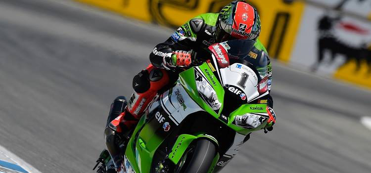 Tom Sykes Will Be Aiming To Go One Better In 2015 - Credit: WorldSBK.com