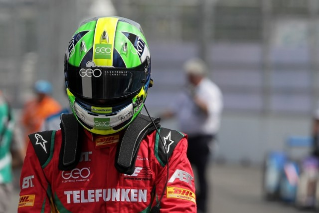Lucas di Grassi is one of many star names in Formula E.