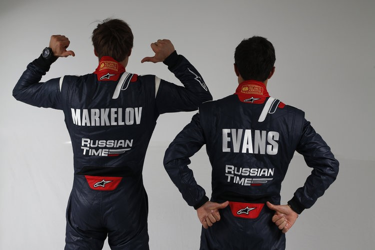 The name's Evans, Mitch Evans. In what could be his final season in GP2, Evans will be hoping it's a successful one. (Credit: Sam Bloxham/GP2 Media Service)