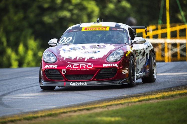 Corey Fergus 2015 Pirelli World Challenge Mid-Ohio