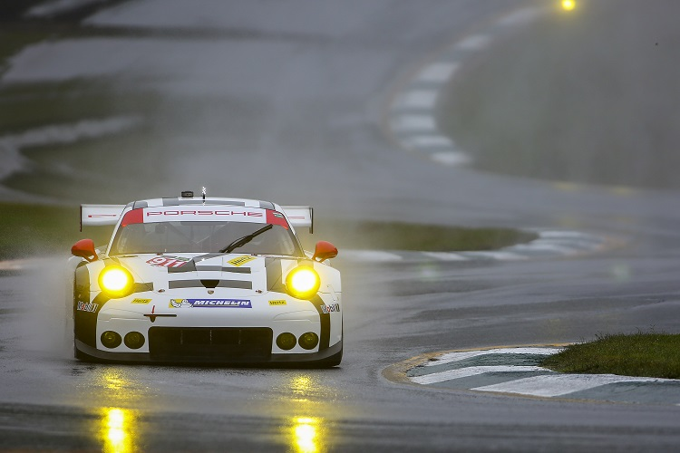 The #911 left all others in its wake at Road Atlanta (Credit: IMSA)