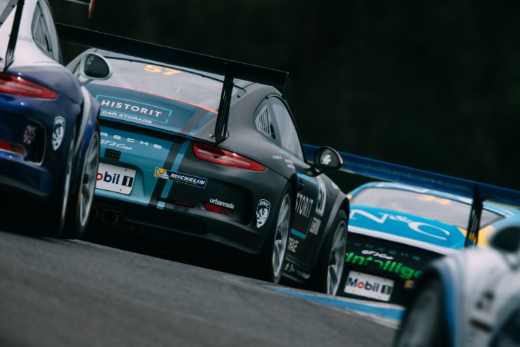 Battles in Pro-Am2 were fraught and messy on occasion. (Credit: Malcolm Griffiths)