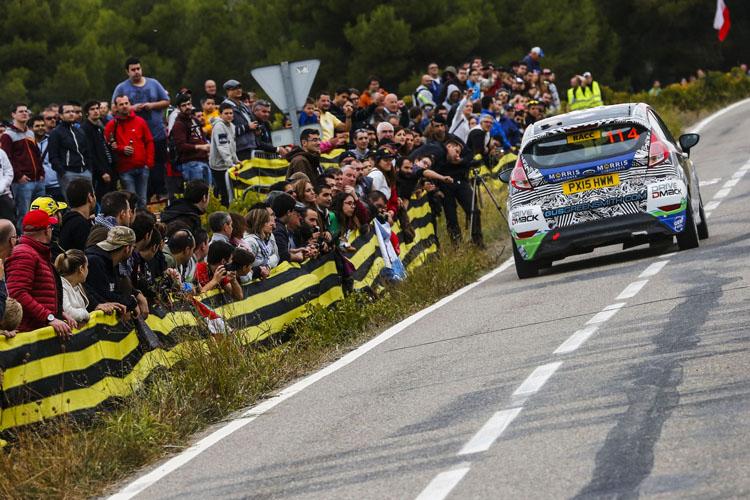 RallyRACC Catalunya Spain