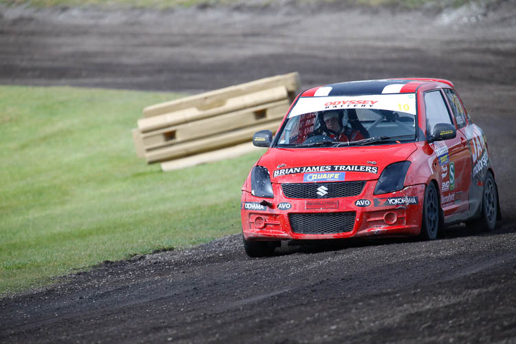 MSA British Rallycross Championship Round 2 2016. Lydden Hill Circuit (c) MATT BRISTOW | Rubber Duck Does Automotive Photography