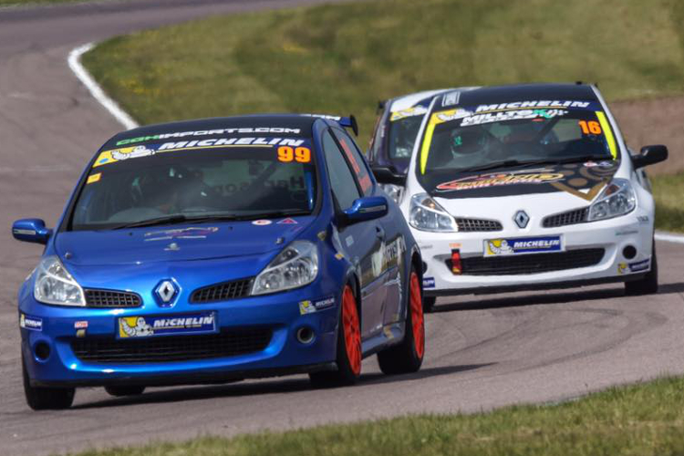 The Road Class Trio Have Produced Some Close Racing This Season - Credit: Phil Laughton Photography