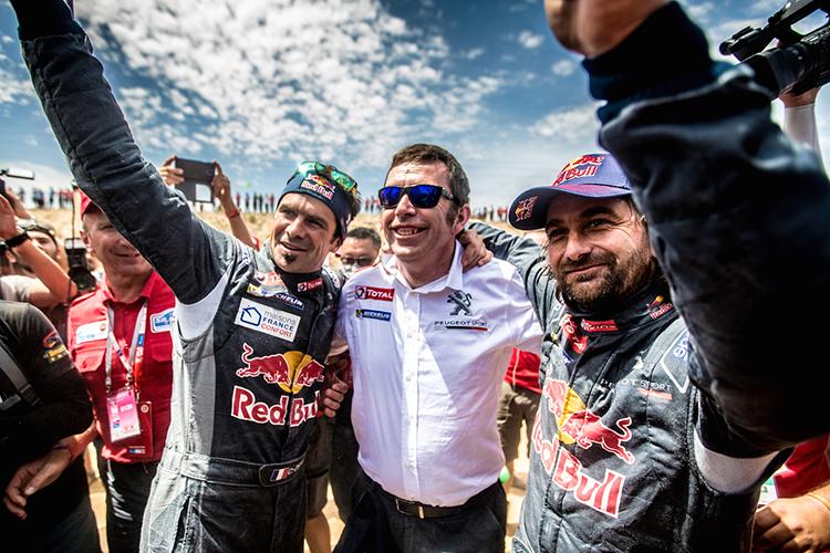 Credit: Peugeot Sport Media