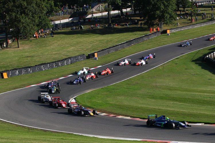 Resultado de imagem para Ford F4 British Championship: Brands Hatch2016