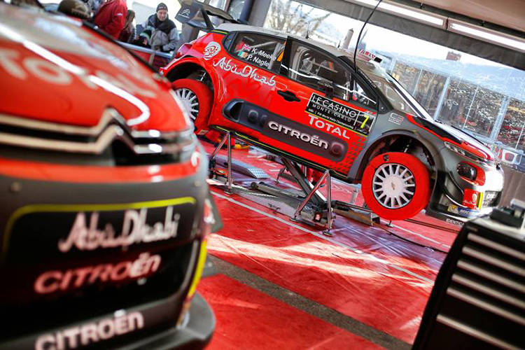Britains greatest hope of a new world champion? - Credit: Citroen Racing
