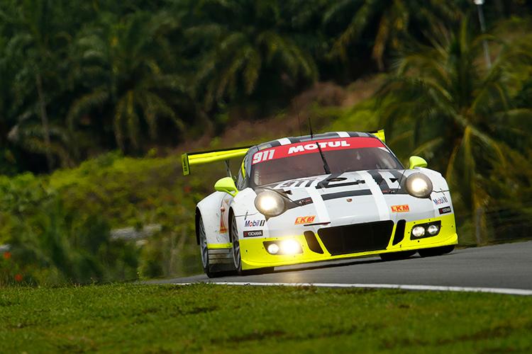 Porsche 911 GT3 R - Manthey Racing - Credit: Porsche AG