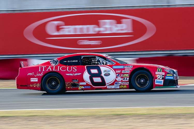 Arianna Casoli - Credit: NASCAR Whelen Euro Series / Stephane Azemard