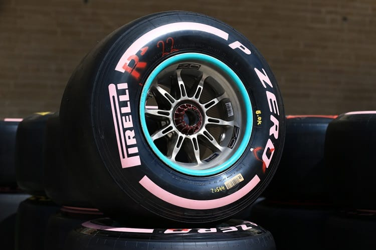 Pirelli introduce their softest tyre yet in 2018 - the Hypersoft