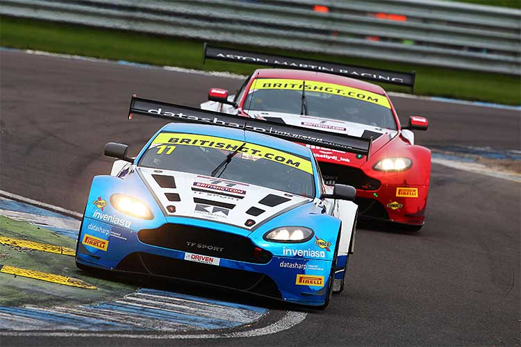 TF Sport Aston Martin