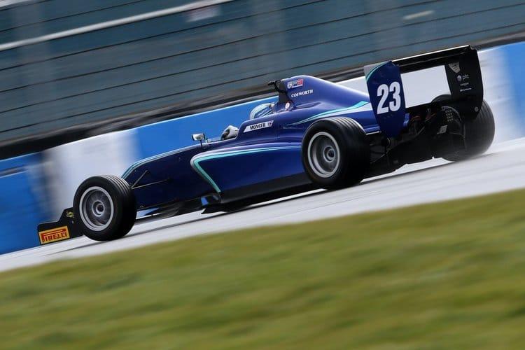 Billy Monger - Carlin - Donington Park - BRDC F3