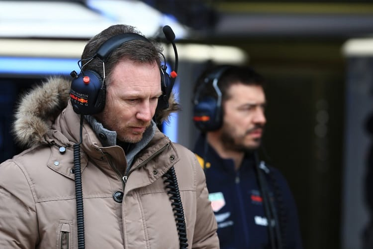 Christian Horner says there is a technical advantage in Red Bull using ExxonMobil rather than BP/Castrol fuels and oils.