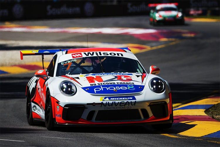 Jaxon Evans Porsche