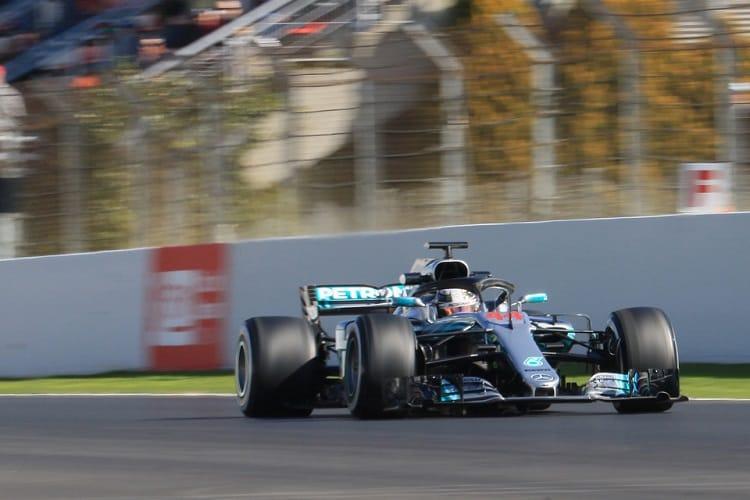 Lewis Hamilton felt Mercedes had a positive pre-season testing programme