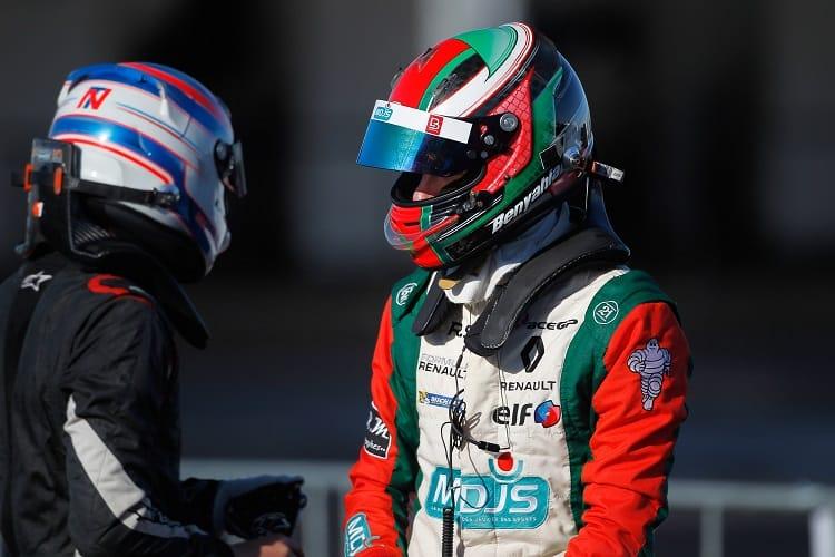 Michael Benyahia will race for RP Motorsport in 2018