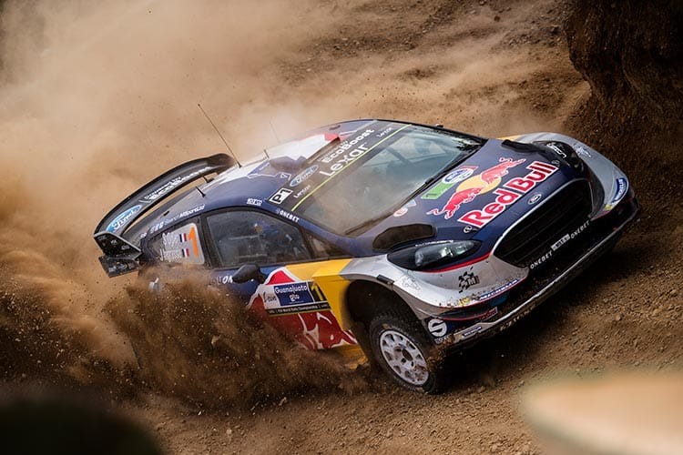 Rally Mexico 2017 - M-Sport
