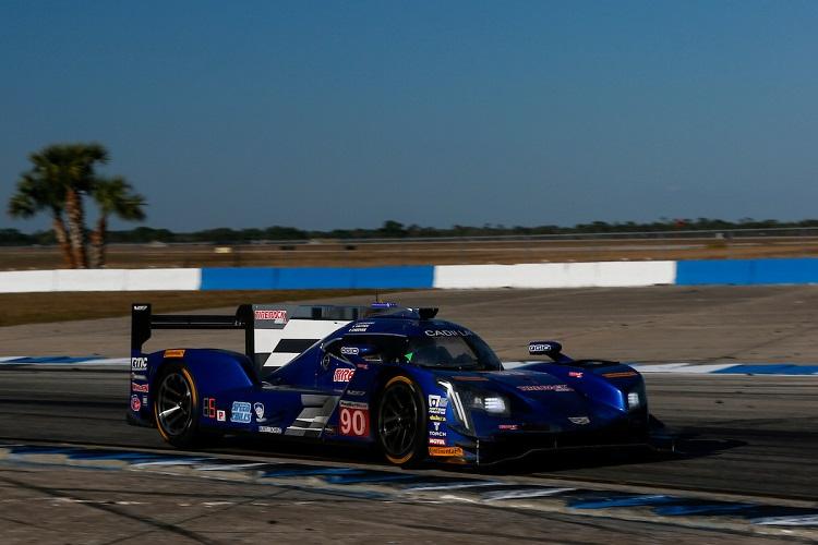 Spirit of Daytona Racing will miss the IMSA round at Long Beach