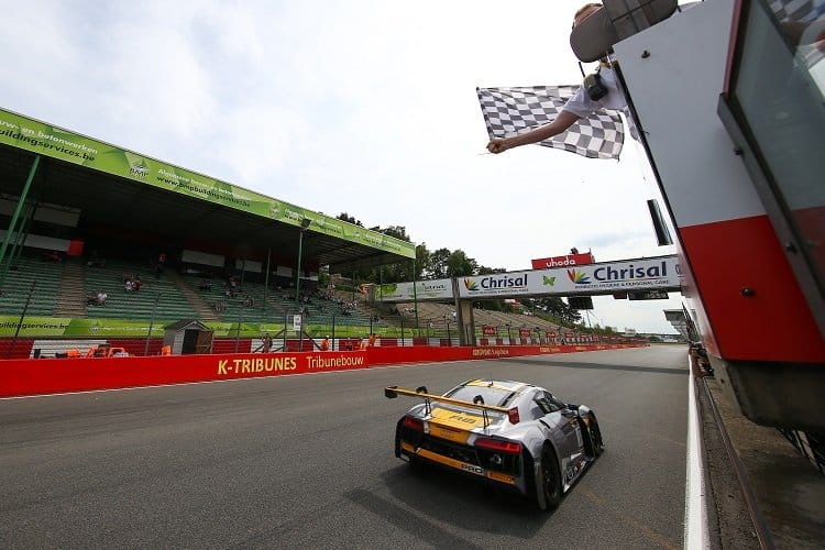 Zolder hosts the opening round of the Blancpain GT Series Sprint Cup