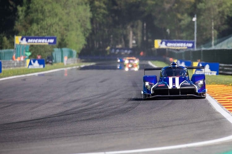 Manor CEFC TRSM Racing have withdrawn their entry from the 2018 6 Hours of Spa-Francorchamps