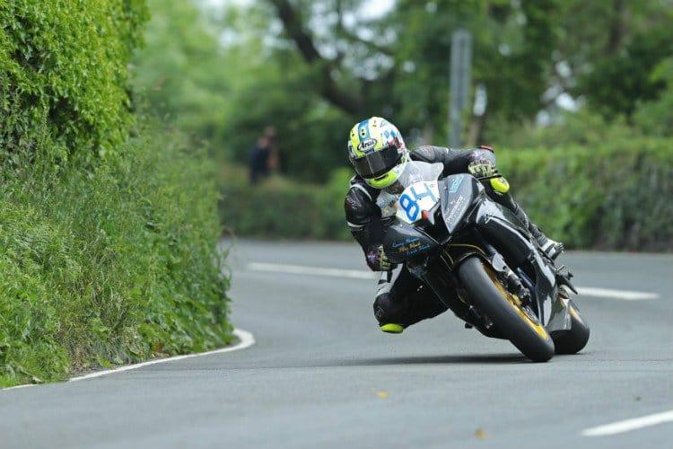 Adam Lyon Dies in Supersport TT incident