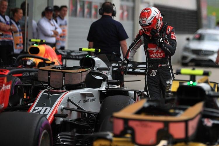 Kevin Magnussen - 2018 Austrian GP - Formula 1
