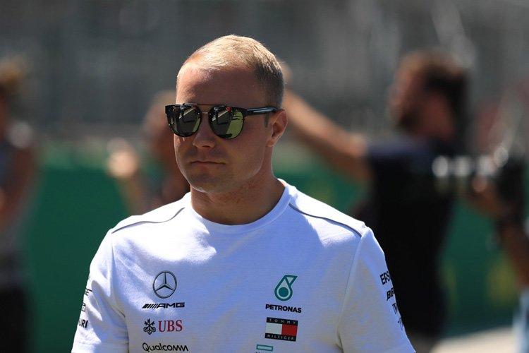 Valtteri Bottas - Mercedes AMG Petronas Motorsport - British Grand Prix