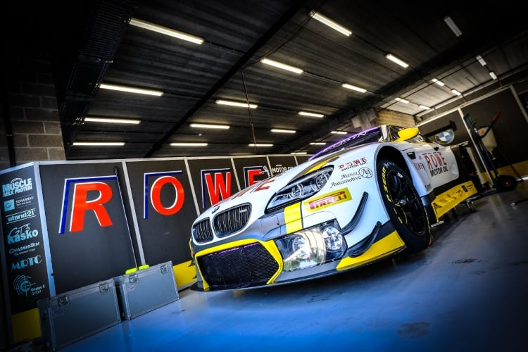 2018 Blancpain GT - ROWE Racing BMW M6 GT3