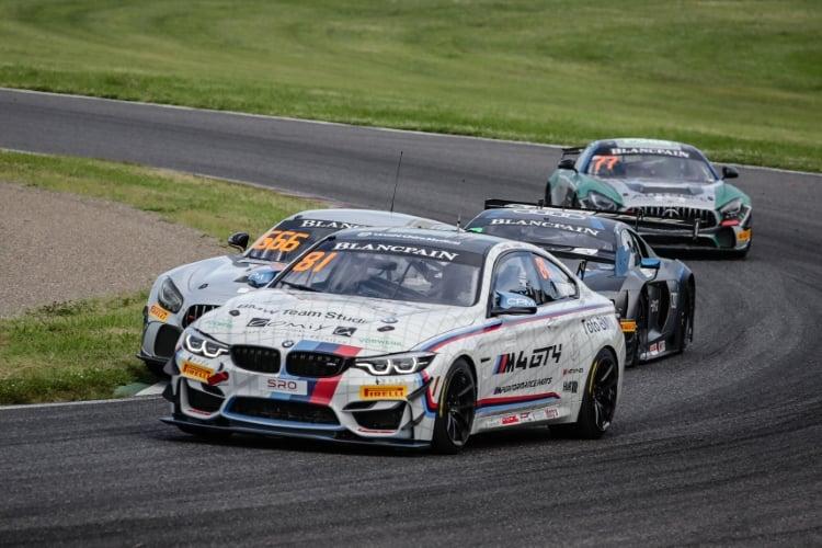 Race 1 - #81 BMW Team Studie Takayuki Kinoshita Sunako Jukuchou BMW M4 GT4 Suzuka 2018 | Blancpain GT Series Asia