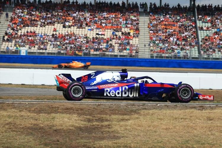 Brendon Hartley - Red Bull Toro Rosso Honda - Hockenheimring