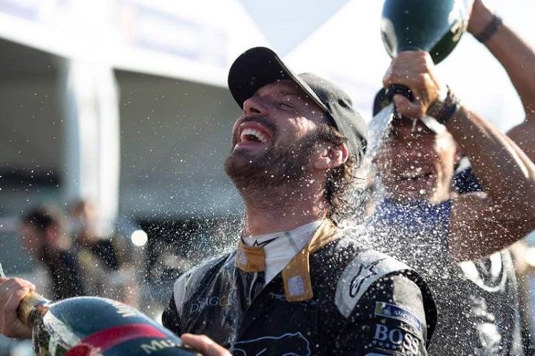 Vergne says Formula E championship 'highlight of his career'