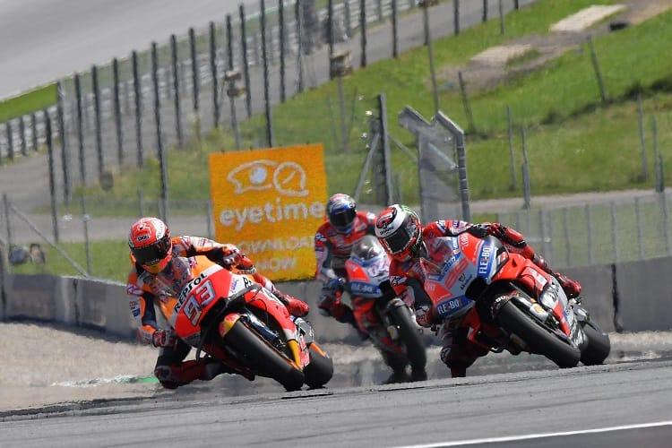 Marc Marquez - Austrian GP - 2nd Place
