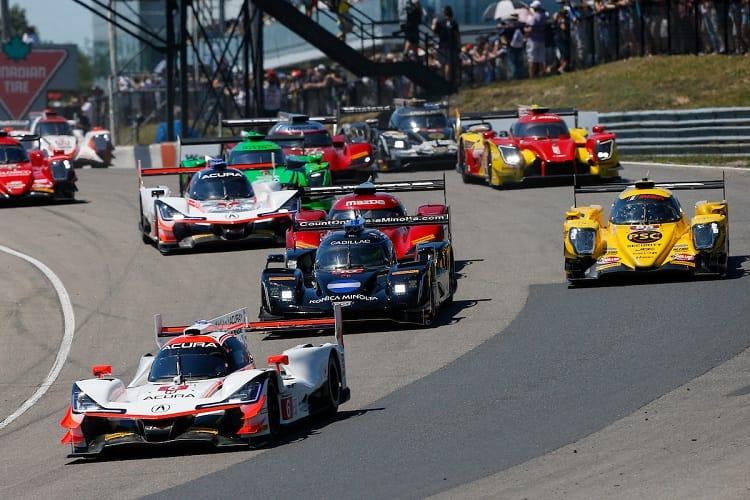 IMSA WeatherTech SportsCar Championship - Canadian Tire Motorsport Park